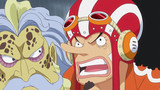 One Piece Episodio 731