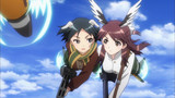 Brave Witches الحلقة 11