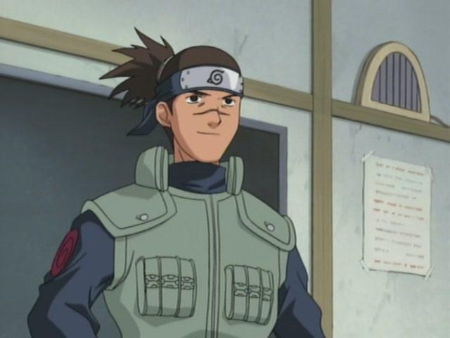 Naruto Season 1 Episode 3, Sasuke and Sakura: Friends or