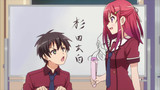 Inou-Battle wa Nichijou-kei no Naka de Episodio 9