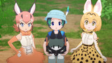 Kemono Friends Episódio 5