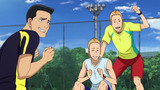 Kaze ga Tsuyoku Fuiteiru / Run with the Wind Episodio 15
