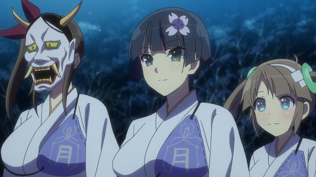 senran kagura episode 7 english dub
