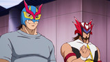 Tiger Mask W Episodio 11
