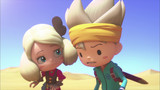SNACK WORLD! Adventure Bites!