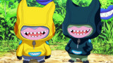 Digimon Universe App Monsters Episodio 11