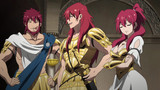Magi: The Kingdom of Magic Episódio 17