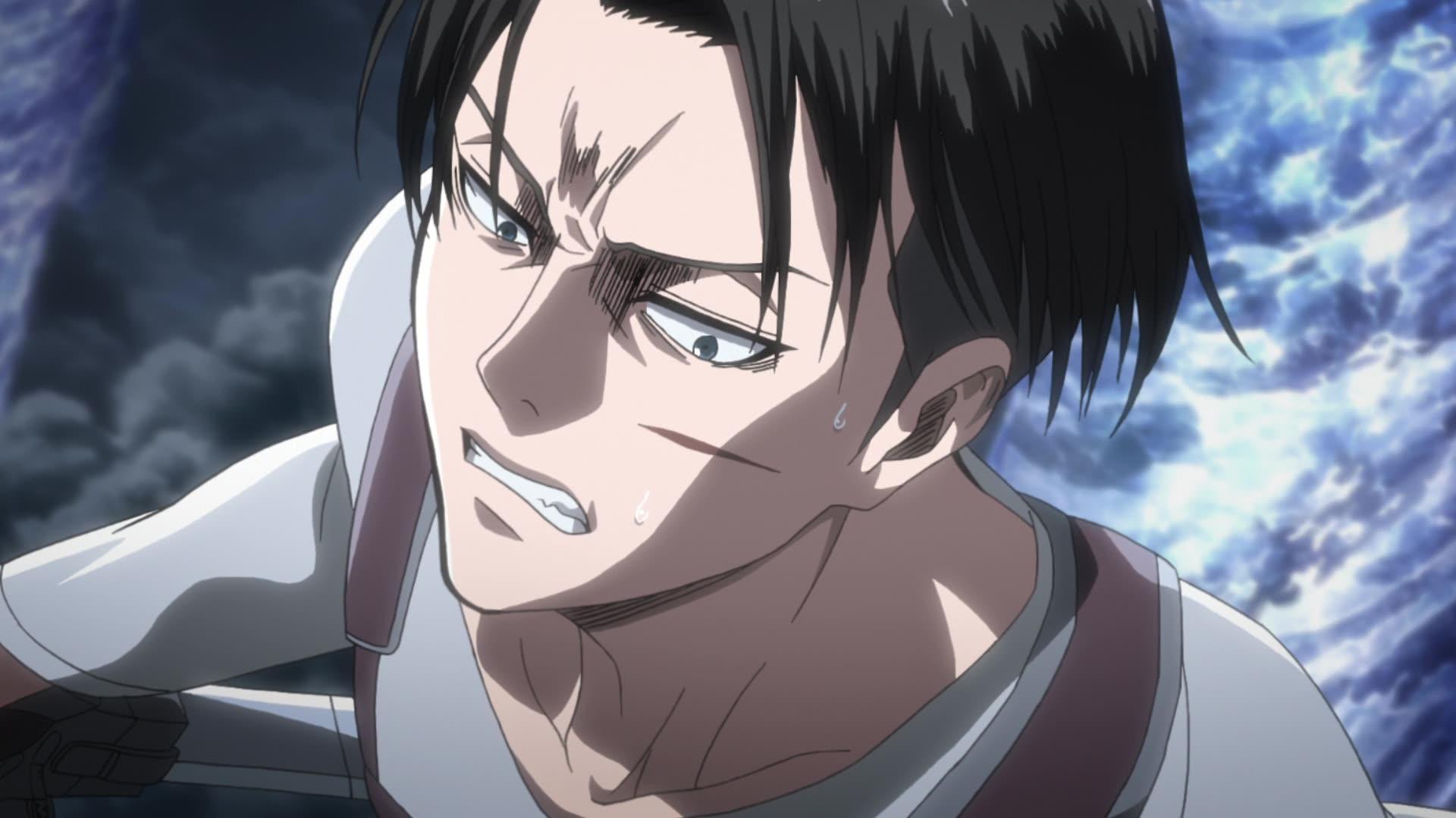 Attack on Titan Season 3 Episode 44, Wish, - Watch on Crunchyroll