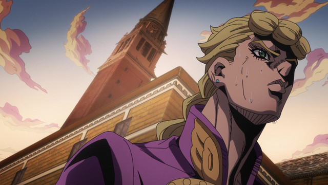 Watch JoJo's Bizarre Adventure: Golden Wind Episode 21 Online - The