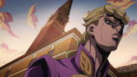 JoJo no Kimyou na Bouken Part 5: Ougon no Kaze - Episode 35