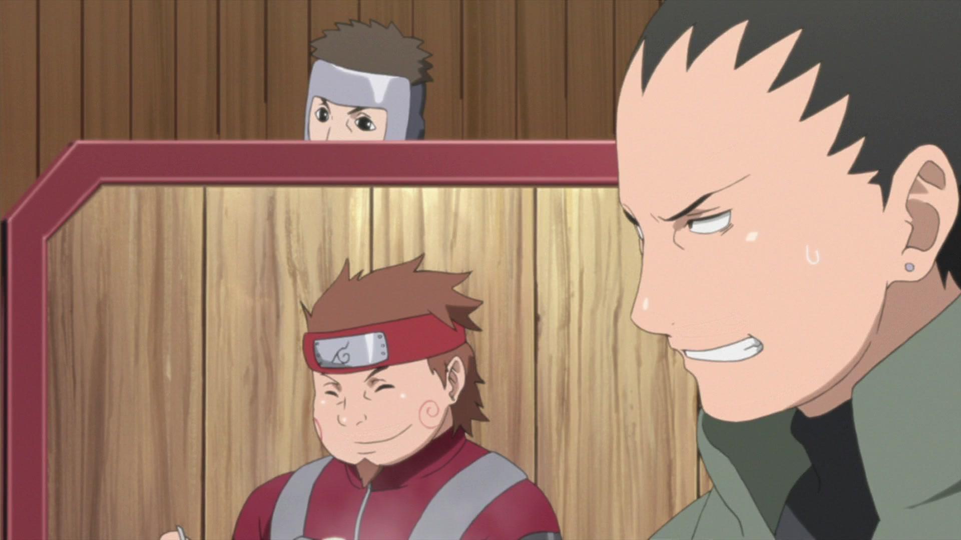Naruto Shippuden: Season 17 Episode 496, Hidden Leaf Story