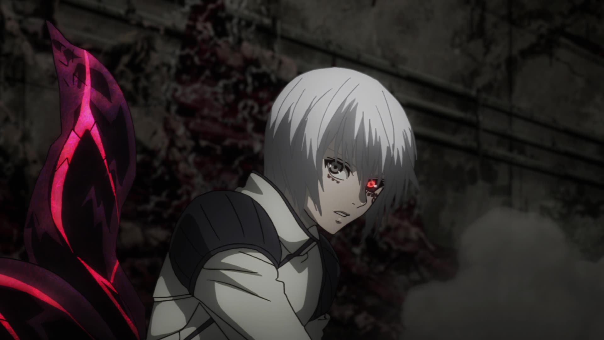 Tokyo Ghoul: re Episode 24, The Final Episode, - Watch on