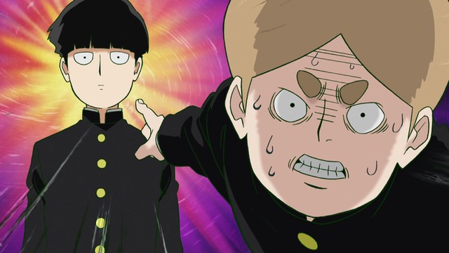 Mob Psycho 100 Episode 2, Doubts About Youth ~The Telepathy