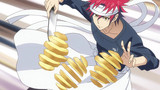 Food Wars! Shokugeki no Soma Episodio 4