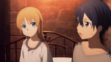 Sword Art Online Alicization Episodio 3