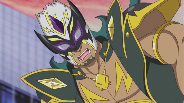 Yu-Gi-Oh! VRAINS Episode 24, Dark Mask's Burden of Fate