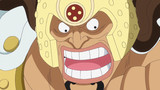 One Piece Episodio 729
