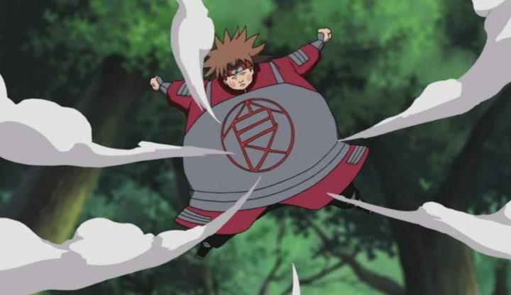 Naruto Shippuden: The Guardian Shinobi Twelve Episode 62, Teammate