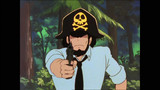 Jigen and The Hatless Pistol