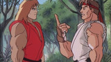Street Fighter II: The Animated Series Episode 1