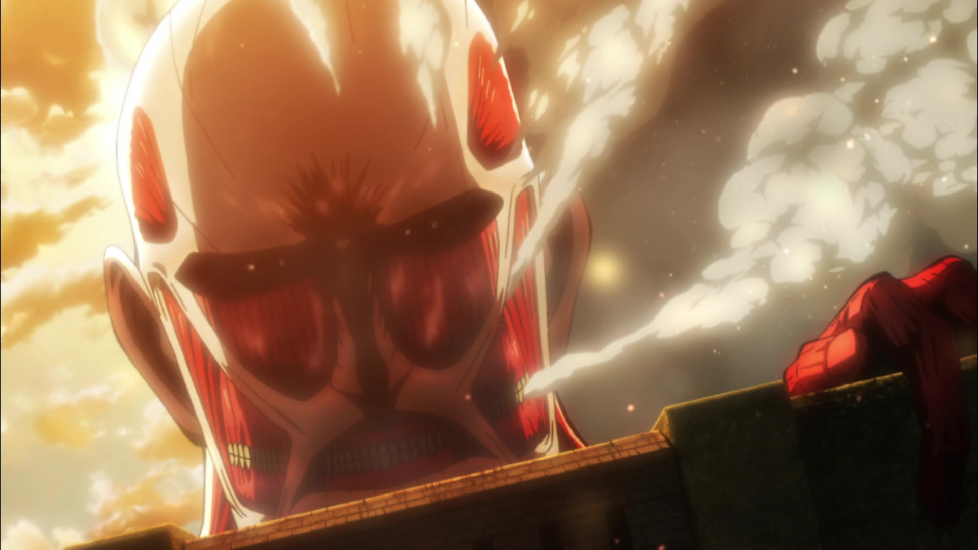 Attack on Titan Episode 1, To You, 2,000 Years in the Future
