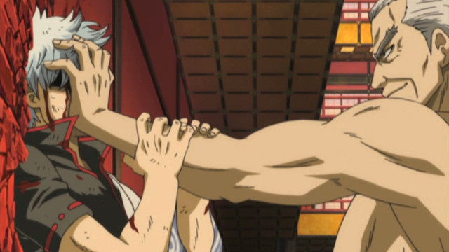 Gintama Season 1 (Eps 100-150) Episode 143, Those Who Stand