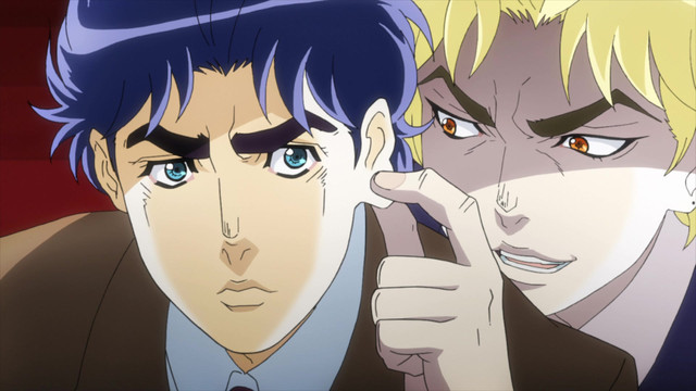 Watch JoJo's Bizarre Adventure (2012) Episode 1 Online - Dio the Invader |  Anime-Planet