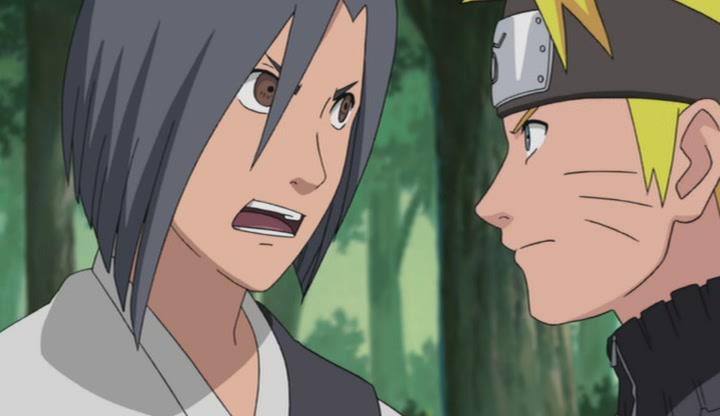 Naruto Shippuden The Guardian Shinobi Twelve Episode 63 The Two