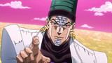 JoJo's Bizarre Adventure: Stardust Crusaders - Battle in Egypt Episode 41