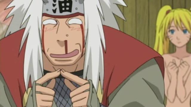 Naruto Season 3 Episode 53, Long Time No See: Jiraiya