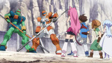 Gundam Build Divers Episode 4