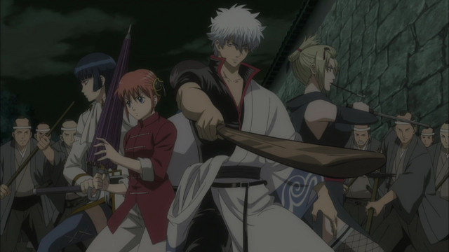 Gintama Season 2 (253-265) Episode 259, Five Pinkies, - Watch on