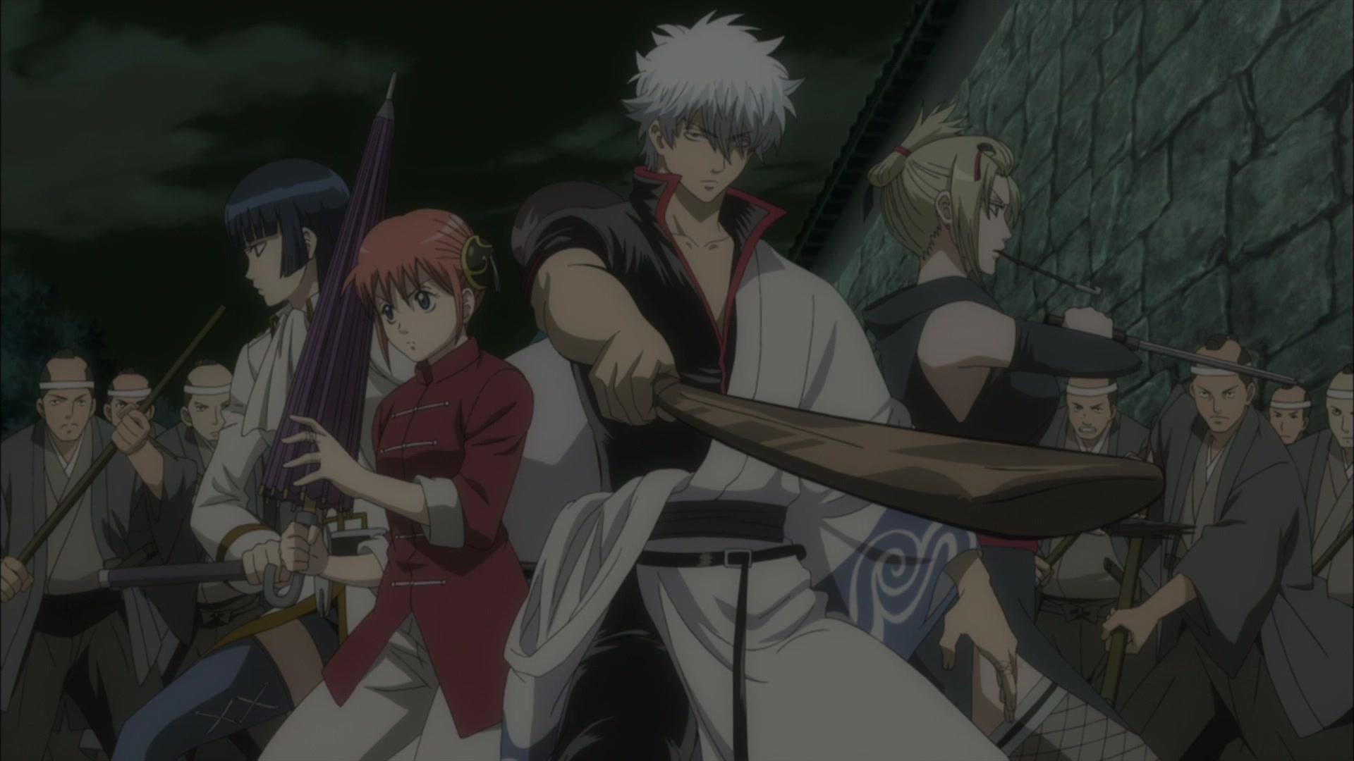Gintama Season 2 (253-265) Episode 259, Five Pinkies