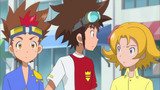 Digimon Xros Wars - The Young Hunters Who Leapt Through Time Episode 62