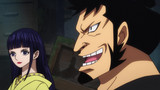 One Piece: Wano Kuni Episodio 910
