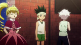 Hunter x Hunter Episódio 71