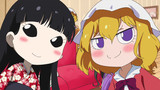 Sadako VS Kayako com as Senpai