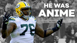 He Was Anime (NFL's Mike Daniels)