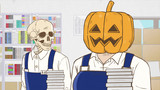Skull-face Bookseller Honda-san Episodio 3