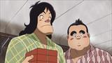 Abarenbou Rikishi! Matsutarou Episódio 4