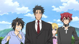 Cuticle Detective Inaba Episode 1