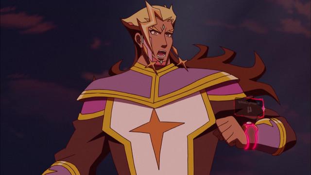 Yu-Gi-Oh! VRAINS Episode 73, Light Blade that Slices Despair