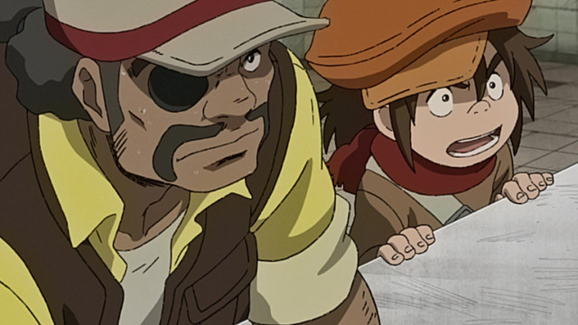 MEGALOBOX Episode 8, Deadline of the Dream, - Watch on