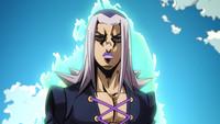 JoJo no Kimyou na Bouken Part 5: Ougon no Kaze - Episode 19