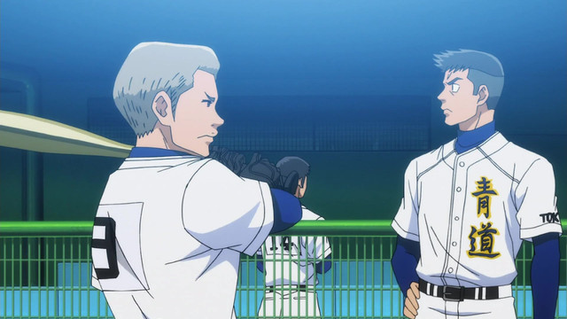 Ace of the Diamond Second Season Episode 10, Did You Just Pitch