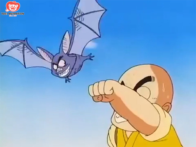 Vampire Man Attacks!