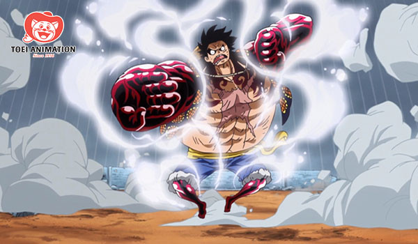 Crunchyroll Ranking The 5 Transformations Of Our Beloved Luffy