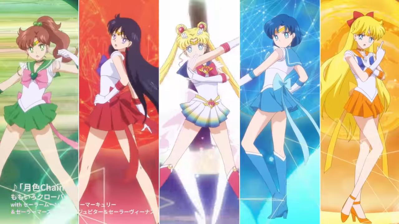 Bishoujo Sensehi Sailor Moon Eternal
