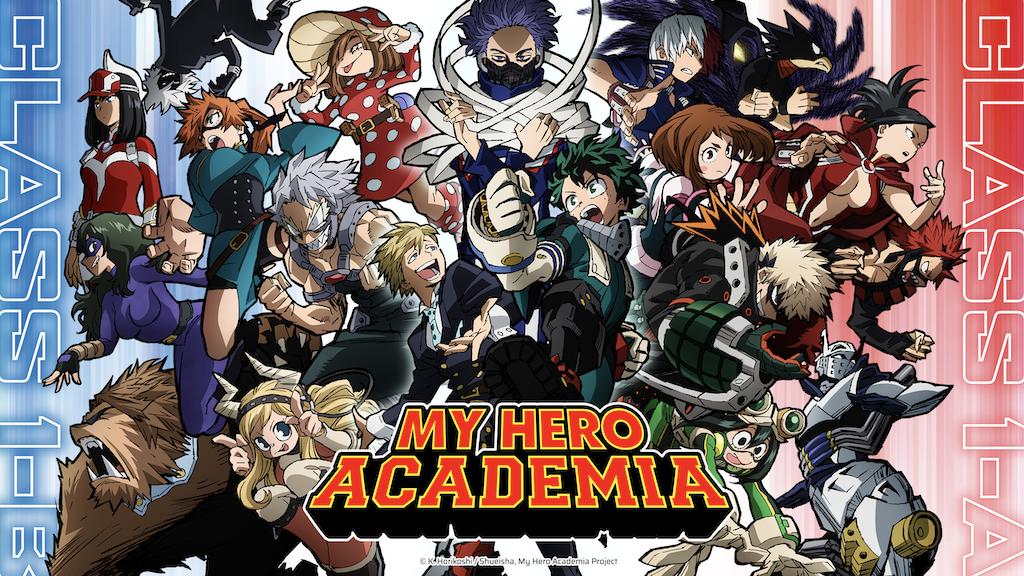 My Hero Academia Temporada 5