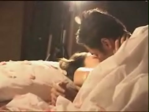 Kissing Scene In Bedroom